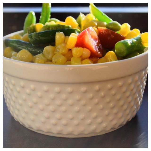 Confetti Veggie Salad
