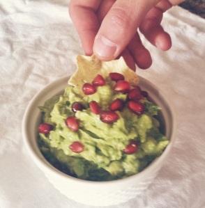 The Best Easy Guacamole